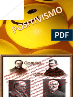POSITIVISMO - Culma - 1104