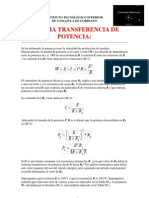 2.6_MÁXIMA TRANSFERENCIA DE POTENCIA