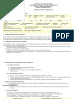 Programacion Curricular y Analitica Ts 230 a Primer Semestre 2012