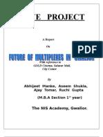 Future of Multiplexes