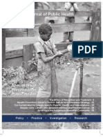 Stanford Journal of Public Health - Volume 2 - Issue 2 - Spring 2012