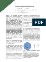 Evaluación de Índices de Confiabilidad de Sistemas de Generación