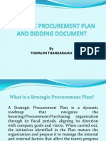What is a Strategic Procurement Plan - Copy