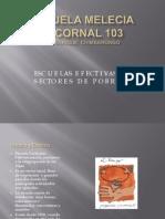 ESCUELA Melecia Tocornal
