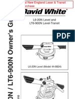 David White l6-20 Manual