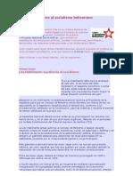 Los Cinco Motores Al Socialismo Bolivariano