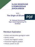 K-2_Origin of Petroleum