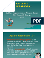Belajar Retorika Untuk Anak Smp Read Only Compatibility Mode
