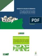 Guia Practica Para La Separacion de Residuos en El Partido de La Plata
