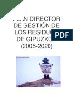 Plan Director de Gestión de Residuos de Gipuzkoa 1