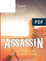 Assassin - Kaum Pembunuh Dari Lembah Alamut