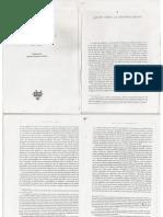 FOSTER, H (2001) El retorno de lo real, la vanguardia a finales de siglo, Madrid, Akal, págs. 3-38.