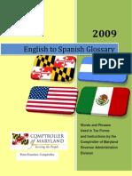 El_glosario_inglésespañol