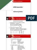 Arm Assembler