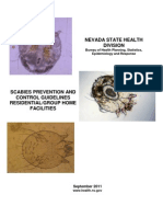 2011-09 Scabies Prevention and Control Handbook