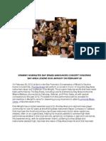 Bay Brass Press Release 2-28-12