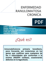 2-Enfermedad Granulomatosa Cronica - Hoy