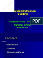 Pr-Zhang-Straw Wood Structure Building