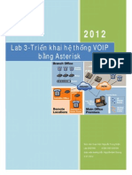 Lab3 Voip Linux