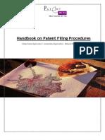 Handbook on Patent Filing Procedures