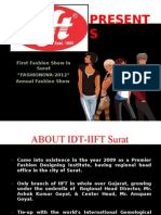 IIFT FASHIONAVA 2012
