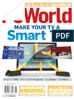 PC World Magazine (USA)- August 2011