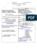 Proiect Didactic Victoria