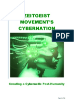Zeitgest Movement- Resource-based Economy-rationing Economy Totalitarian Cybernation Dictatorship Critique. 2012