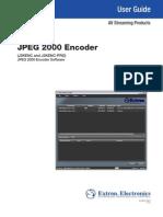 68-1982-01 B JPEG 2000 Encoder User Guide