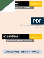 Schnittstelle Jobbüro – P50PLUS-1