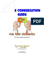 English Conversation Guide for Thai Students