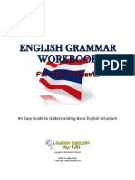 English Grammar Workbook for Thai Students