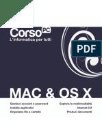 Corso Mac & OS X