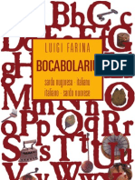 Bocabolariu nu Farina Luigi
