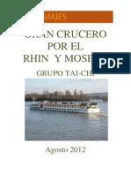 Gran Crucero Por El Rhin y Moshela - Programa de Viaje