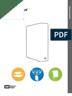 WD MyBook Live User Manual