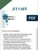 Net Cafe Project