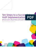 Ten Steps White Paper