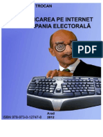 Comunicarea pe internet in campania electorala - LILIANA BRAD TROCAN