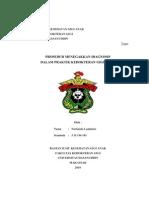 52446370 Prosedur Menegakkan Diagnosis Dalam Praktik Kedokteran Gigi Anak
