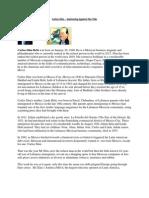 Carlos Slim Case Study