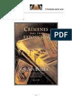 Bolea Juan - Crimenes Para Una Expo Sic Ion