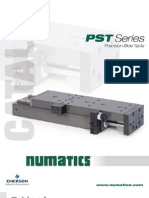 Numatics (Slide Table) Pst - Series