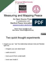 CMUSV Peace Innovation Workshop Deck