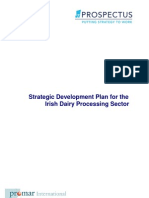 Irish Dairy Processing Sector Strategic Report Mar 03