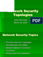 Network Security Topologies (1)