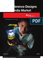 Slyb184-Led Reference Designs for Indian Market