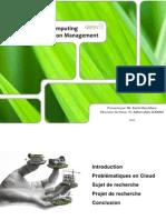 Intrusion Management GreenTIC