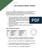 Markov Analysis