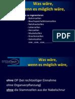 stemtech präsentation1